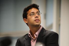 Professor Ahmed M. Mobarak